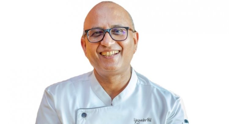 Chef Yogender Pal appointed as Executive Chef at Grand Hyatt Kochi Bolgatty