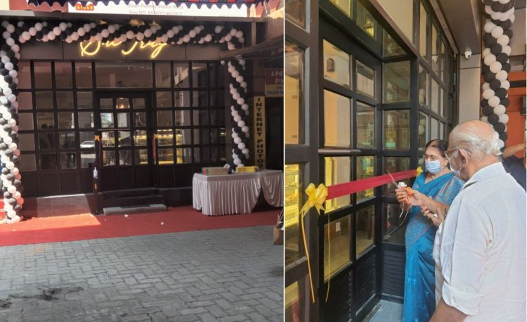Exclusive cakes and pastries centre SheTray near Ernakulam South got inaugurated