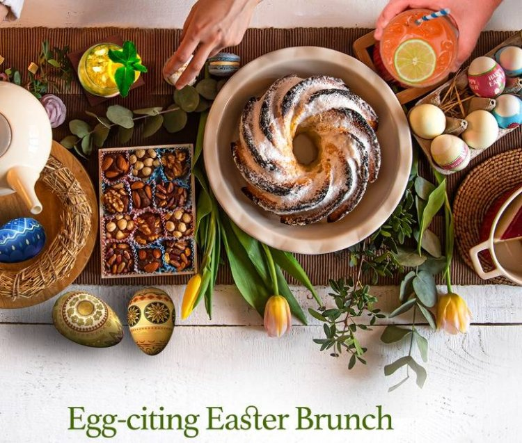Grand Hyatt Kochi Bolgatty welcomes you to Egg Citing Easter Brunch