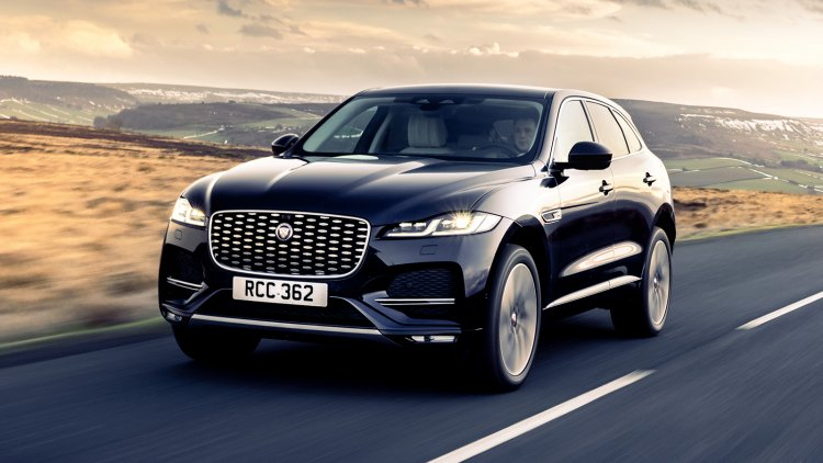 NEW JAGUAR F-PACE INTRODUCED IN INDIA AT ₹ 69.99 Lakh.