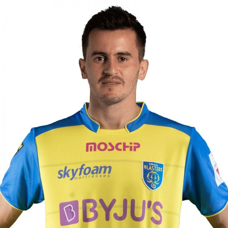 ADRIÁN LUNA SIGNS FOR KERALA BLASTERS FC