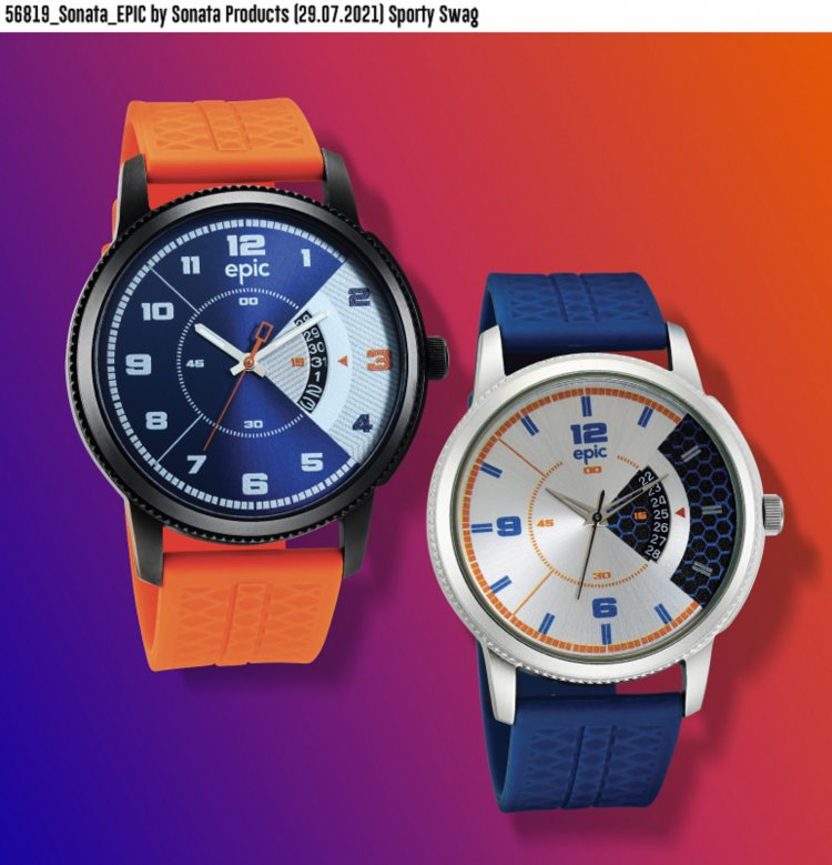 Titan Company partners with Flipkart to launch 'Epic by Sonata', making fashionable watches available to millions.